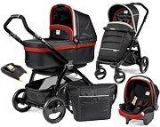 4 w 1 Peg-Perego Book Plus Pop-Up Completo&Modular 2016 (spac+gond+fot+torba+baza) GRATIS KURIER