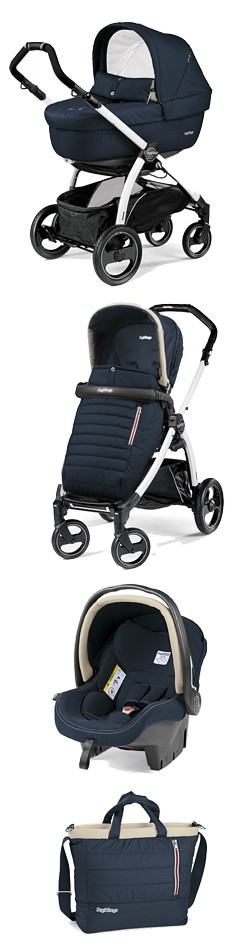 Peg-Perego Book S Completo &Modular Breeze Collection 2018 (spacerówka +gondola Elite +fotelik+torba) KURIER GRATIS*10% taniej