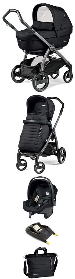 Peg-Perego Book S Completo & Modular Breeze Collection 2018 (spacerówka +gondola Elite +fotelik+torba+baza ) KURIER GRATIS