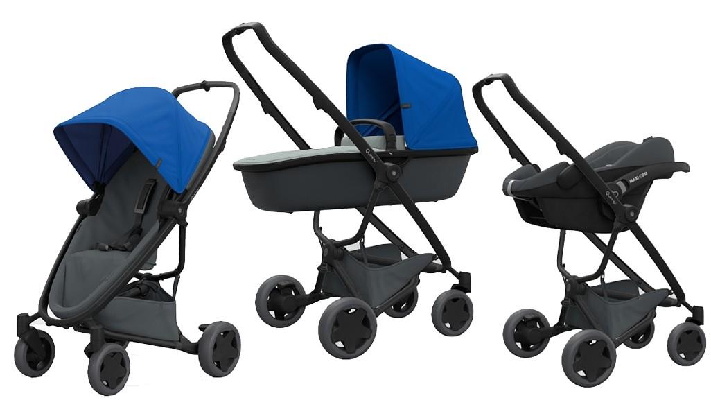 Wózki wielofunkcyjne i spacerowe Quinny