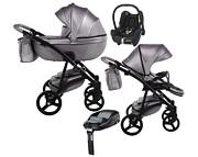 Tako Laret Premium 4w1 (spacerówka + gondola + Maxi Cosi Cabrio + baza Familyfix) 2021 KURIER GRATIS
