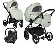 Tutis Uno 3+ Pastel 3w1 (spacerówka + gondola + fotelik Maxi Cosi Cabrio) 2021 KURIER GRATIS