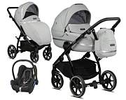 Tutis Uno 3+ 3w1 (spacerówka + gondola + fotelik Maxi Cosi Cabrio) 2021 KURIER GRATIS