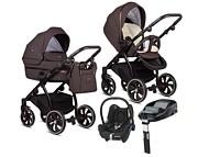 Tutis Uno 4w1 (spacerówka + gondola + fotelik Maxi Cosi Cabrio + baza Familyfix) 2020 KURIER GRATIS