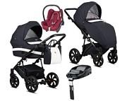 Tutis Zippy 4w1 (spacerówka + gondola + fotelik Maxi Cosi Cabrio + baza Familyfix) 2020 KURIER GRATIS