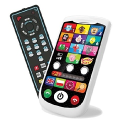 Smily Play Zestaw - Smartfon i Pilot TV S13930